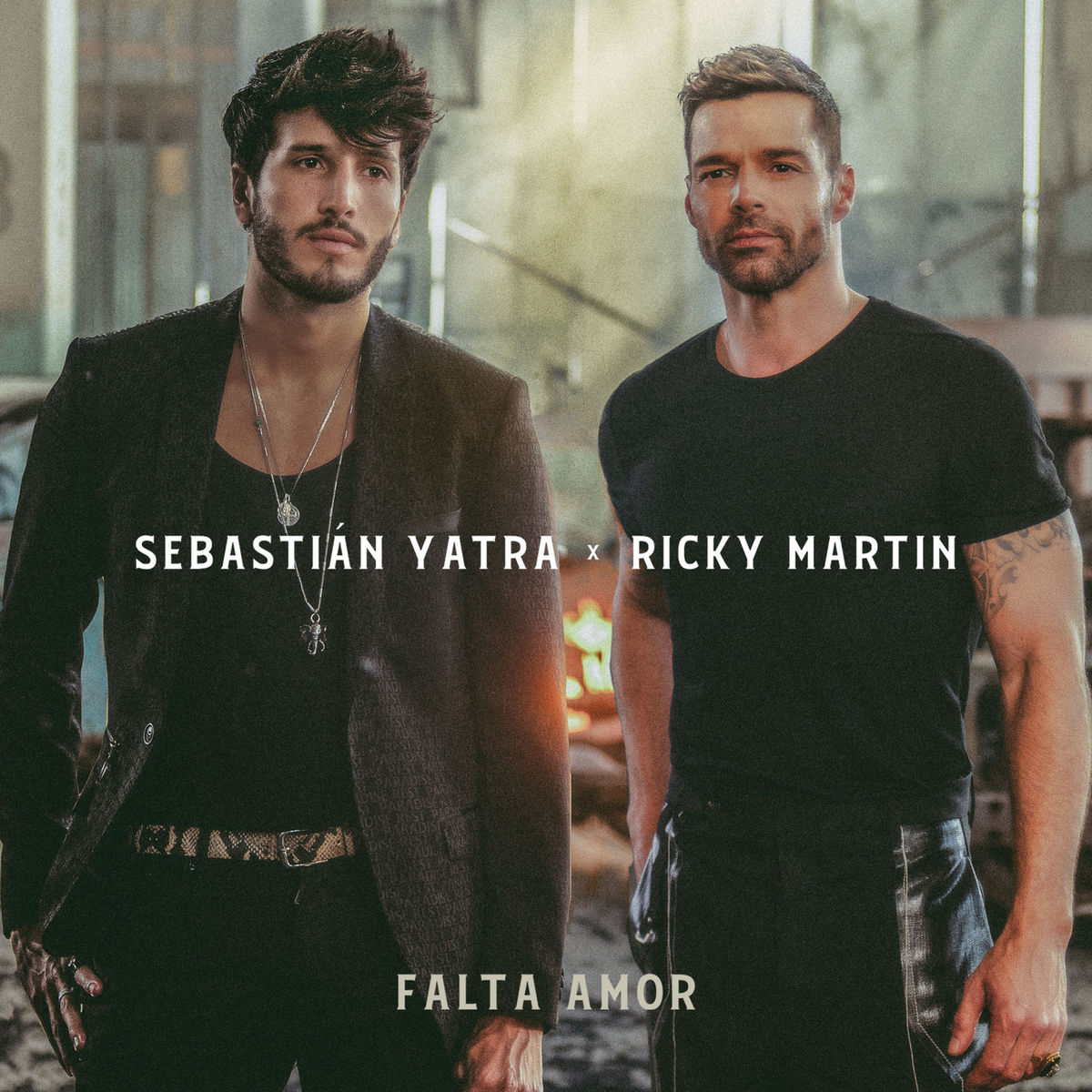 Sebastián Yatra, Ricky Martin  - Falta Amor (Official Video)