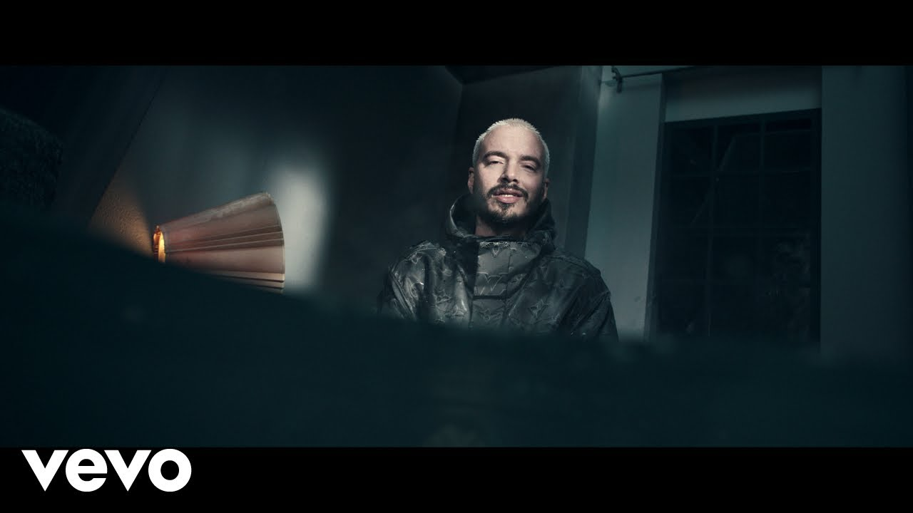 J Balvin - Gris (Official Video)