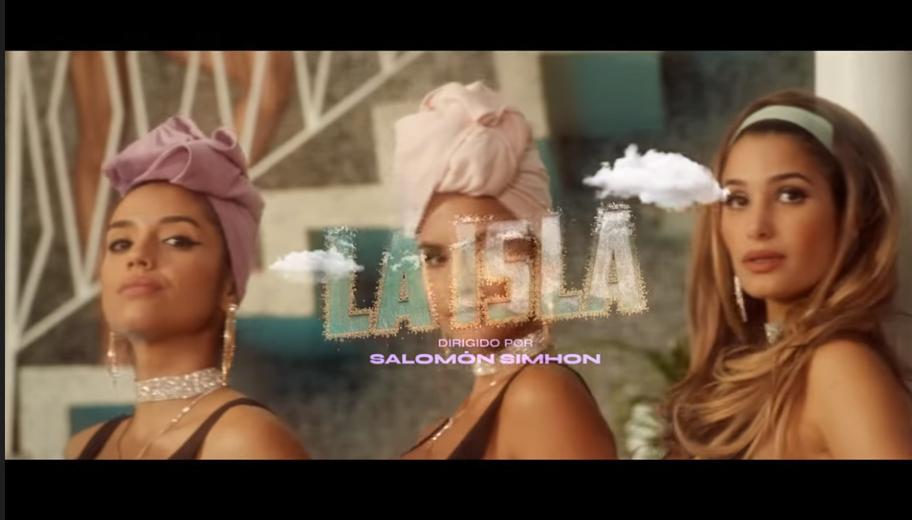 Dimelo Flow - La Isla ft. Sech, Dalex, Justin Quiles, La Exce, Feid, Zion (Video Oficial)