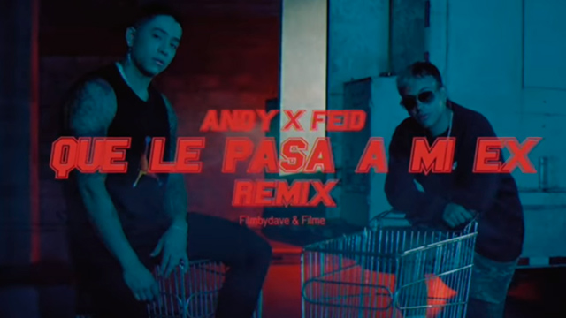 Andy Rivera, Feid - Qué Le Pasa a Mi Ex Remix [Official Video]