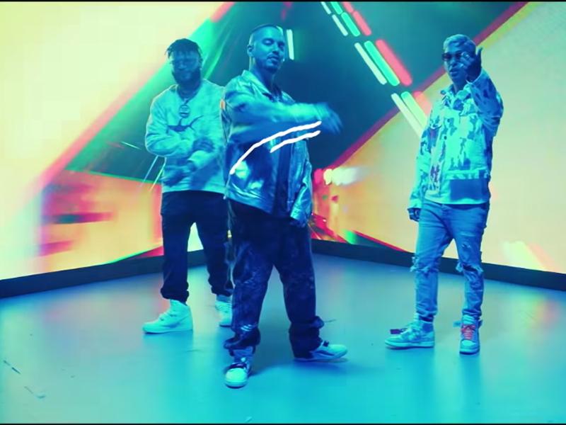 Rvssian x Farruko x J Balvin - Ponle  | Video de Musica