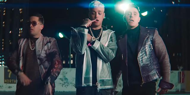 Joey Montana, De La Ghetto, Noriel - Yo Te Llamo